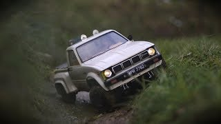 1:10 SCALE TOYOTA HILUX PICK-UP TRUCK / RC SCALE OFF-ROAD