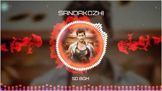Sandakozhi Mass Theme BGM | Vishal | Yuvan Shankar Raja