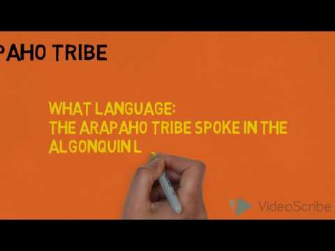 ARAPAHO TRIBE