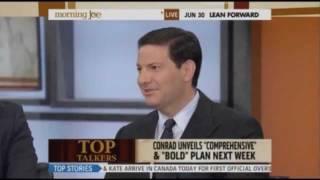 Mark Halperin Calls Obama a Dick