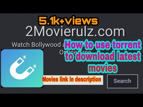 How To Use Torrent||to Download Latest Movies|| In Movierulz....