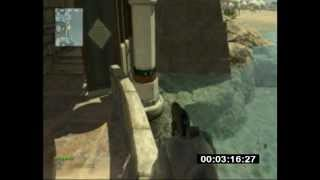 MW3 Oasis under water glitch. survive(2spots) + run fast Thumbnail