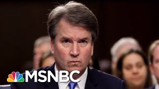Anita Dunn: Clearly There Is A Culture Brett Kavanaugh Is Trying To Deny | Velshi & Ruhle | MSNBC