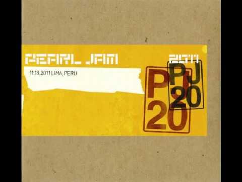 Pearl Jam - 01 Interstellar Overdrive (Lima Perú - Official Bootleg)  18/11/11