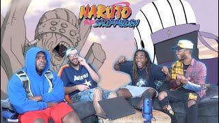 Naruto Shippuden 276 277 & 278 REACTION/REVIEW