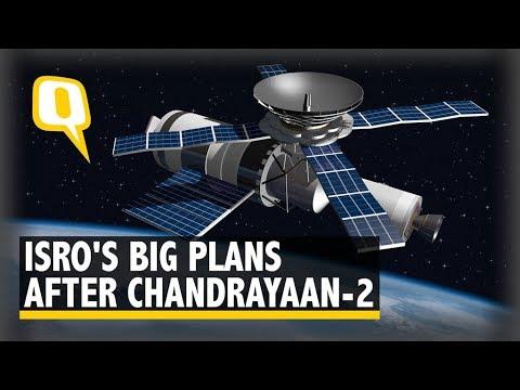 After Chandrayaan-2 Setback,