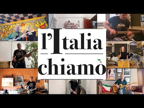 Inno di Mameli suonato in Mille / The Italian national anthem
