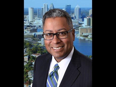 CEO Craig Richard on the Tampa Hillsborough EDC