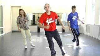 Утренний урок по  house dance  от  Старченко Антона  (Art People)