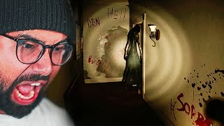 I PLAYED A NEW PSYCHOLOGICAL HORROR GAME..