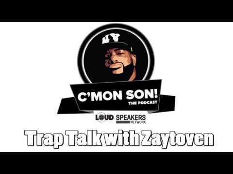Ed Lover's C'Mon Son Podcast: Trap Talk With Zaytoven