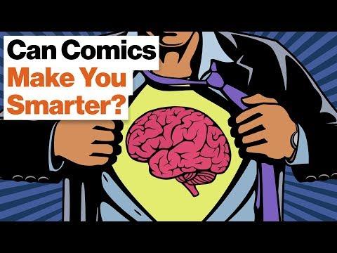 How Comic Books Can Make Kids (and Adults) Smarter | Gene Luen Yang