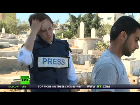 NewsTeam: Gaza's morgues & cemeteries overflow (E36)
