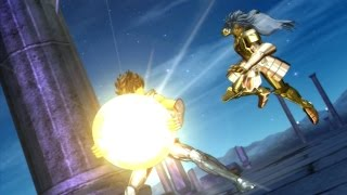 Saint Seiya: Sanctuary Battle - Pegasus Seiya vs. Gemini Saga
