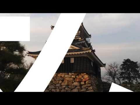 Hamamatsu Castle Jepang (Travel Documentary)