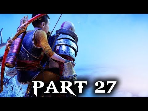 God of War Gameplay Walkthrough Part 27 - JUMP (PS4 2018)