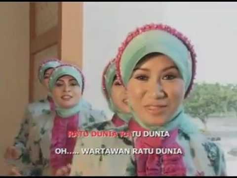 Nasida Ria   Wartawan Ratu Dunia