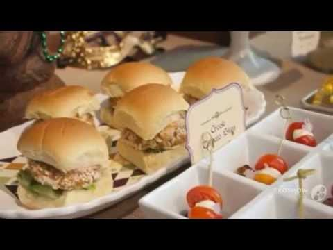 Quick Dinner Birthday Party Menu Ideas YouTube