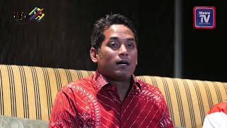 Khairy meets Indonesian counterpart Imam Nahrawi over flag misprint