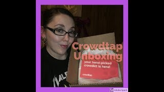 CROWDTAP UNBOXING|LOVE, BEAUTY, & PLANET BRAND