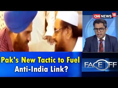 #ISIKhalistanLink: Pak's New Tactic to Fuel Anti-India Link? || Face Off || CNN-News18