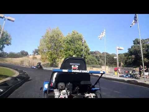Kart Racing #ThroughGlass