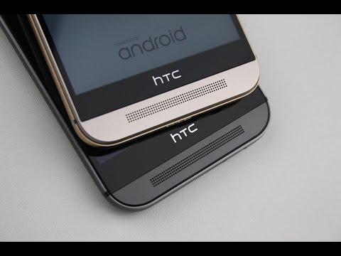 Speaker: HTC One M9 vs HTC One M8   Lautsprecher im Vergleich