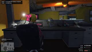 November GTA Online clocking in work for my subs CEO & MC