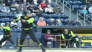 Scranton's Judge blasts first homer of year.