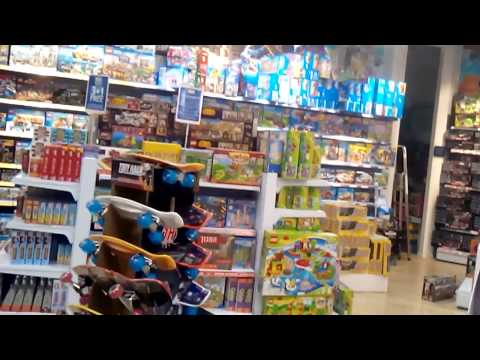 shopping in Duty free at the airport in Tel Aviv cars Hot wheels and garbage