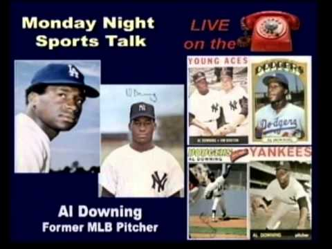 Al Downing - Former MLB Pitcher
