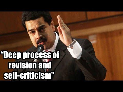 Maduro Radically Altering Venezuelan Government