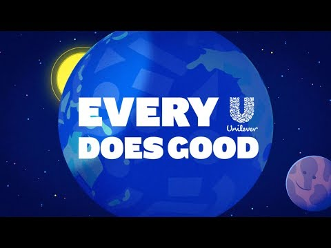 Every U Does Good. Unilever