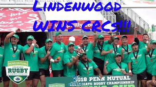 CUP FINAL SHOWDOWN ends with LU on top over UCLA | 2018 Penn Mutual Collegiate Rugby Championship