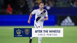 After the Whistle: Chris Pontius vs. Real Salt Lake | June 9, 2018