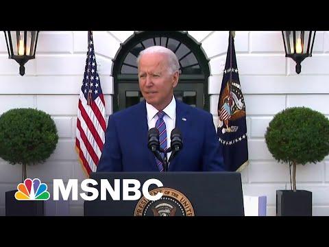 Watch President Biden's July 4th Remarks