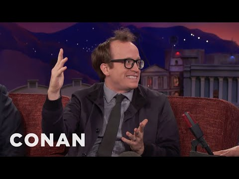 Chris Gethard & Will Ferrell Staged A Satanic Ritual  - CONAN on TBS