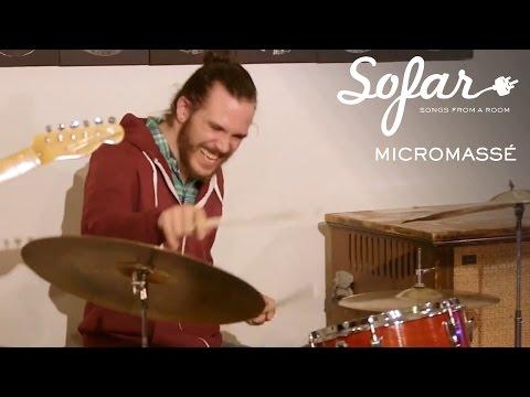 MICROMASSÉ - For Hugh   Sofar Portland, ME