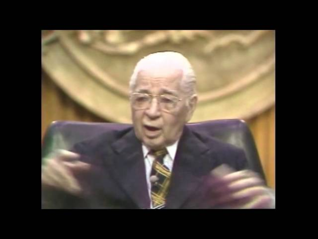 The Times of Salvation with Herbert W Armstrong