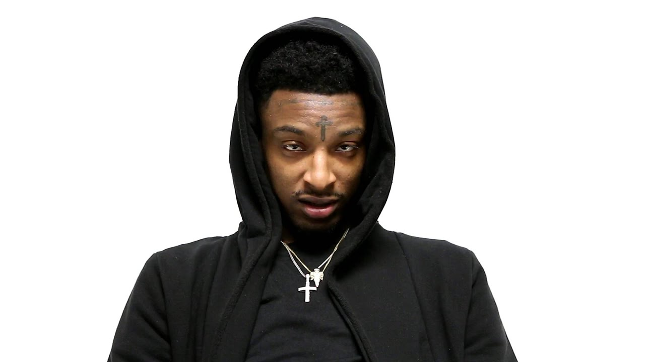 21 savage reveals origin of his name youtube