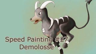 Speed Painting #27 Demolosse