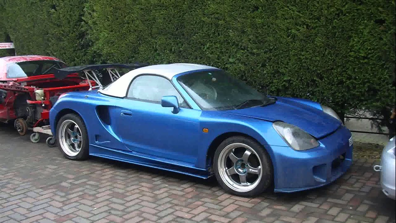 Toyota Mr2 W30 Tuning Cars Youtube