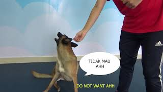 """DON""""T WANT"""