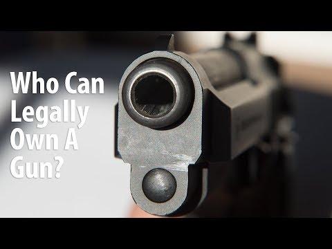 Gun Laws: Who Can Legally Own A Gun In Wisconsin?