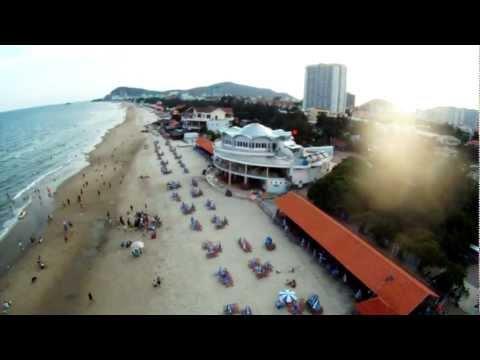 Bay trên Bãi biển Vũng Tàu 07/09/2012