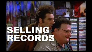 Seinfeld | Kramer and Newman selling records (Sergio Mendes)