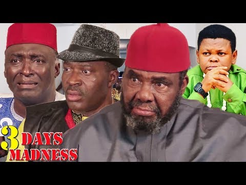 3 Days Madness Season 1&2 {New Movie} - 2019 Latest Nollywood Movie from YouTube · Duration:  2 hours 17 minutes 47 seconds