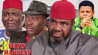 3 Days Madness Season 12 New Movie - 2019 Latest Nollywood Movie