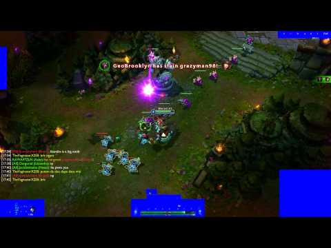 League of Legends Small bug