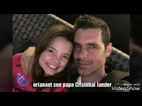 L'actrice de Télénovelas Gaby espino et ses enfants